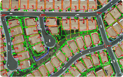 Planimmetric Mapping - Dataset Solutions